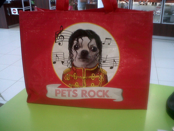 Our fabulous lunch bag — we agree!