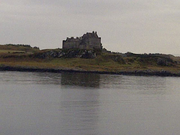 Duart Castle, ancestral home of the clan Maclean