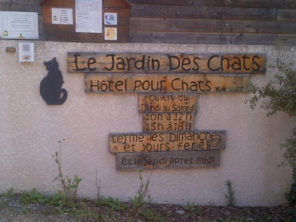 Le Jardin des Chats cattery