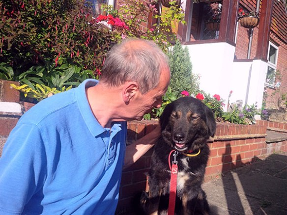 Mark tells Pete how pleased he is to meet him, and that a special supper is waiting