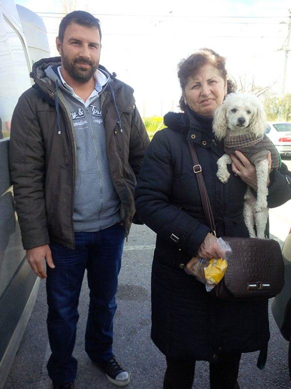 Nick and Eutuheia bring us Mini Poodle Zarly