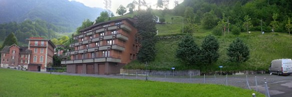 The Eden Hotel in Sisikon