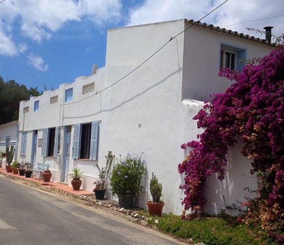 The beautiful sunny Algarve