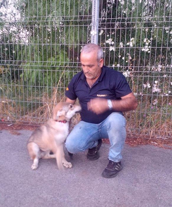 Xavier from Traveldog with Galatzo