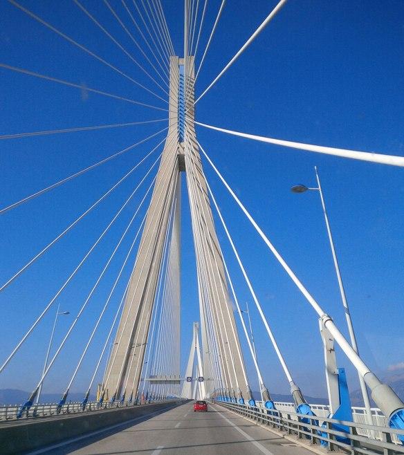 Charilaos Trikoupis Bridge