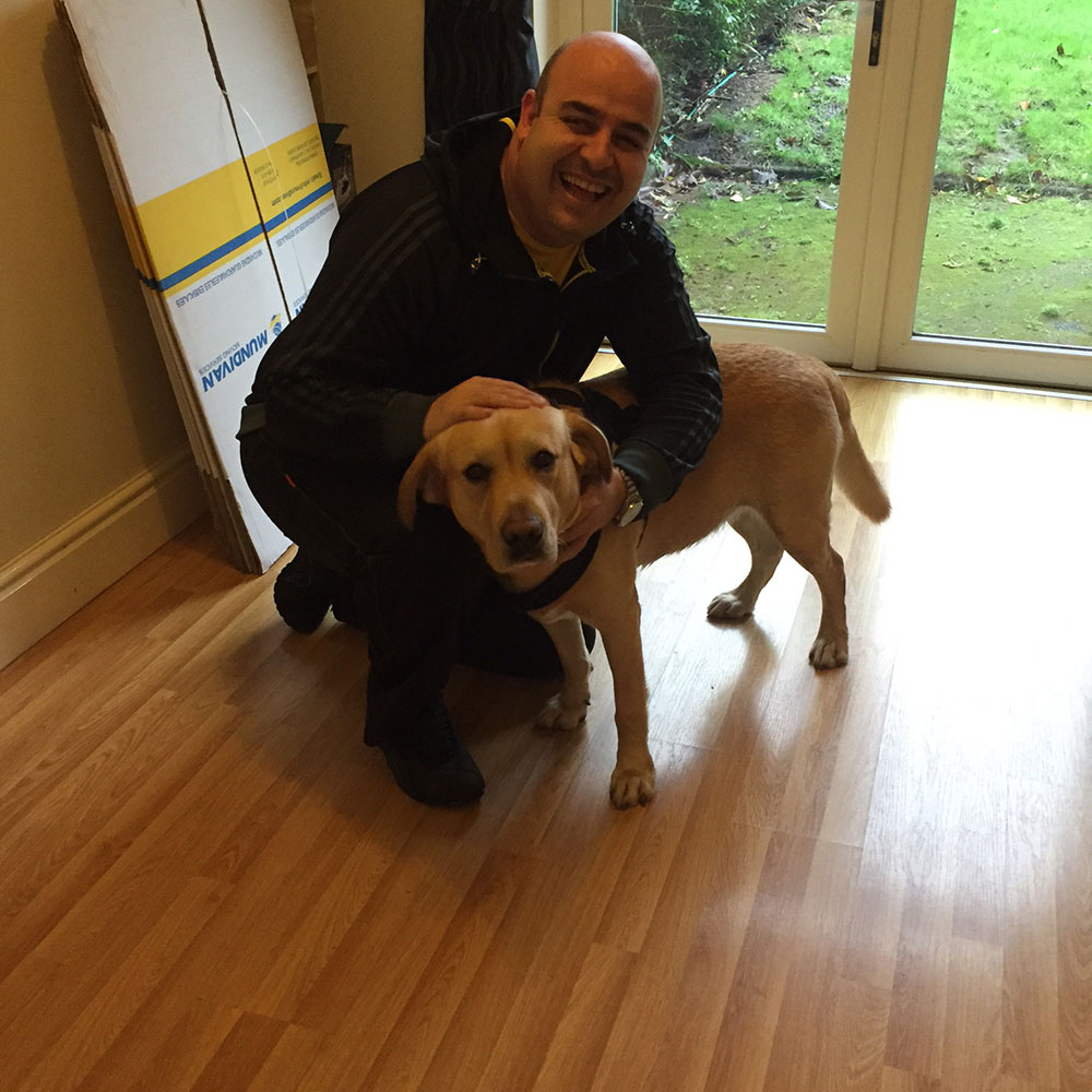 Courier Mike collected lovely Kurco in Preston and he homeboarded with courier J for a few nights before we set off. Kurco travelled from Spain to the UK with us in December 2012, and now it's time for him, along with his owners Immaculada and Jose, to head back to Plasencia.